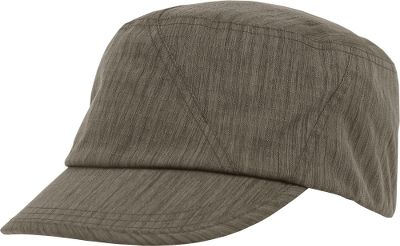 Stay cool and dry with this stylish, Northwest-inspired hat. Waterproof, breathable construction with fully taped seams wicks moisture while keeping rain out. Brim has dark underside, reducing glare from water and snow. Stretchable microfiber fabric provides a custom fit. Imported. Sizes: M, L. Colors: Raven, Bark, Thyme. Weight: 2.2 oz. Size: Medium. Color: Thyme. Gender: Female. Age Group: Adult. Material: Microfiber. Type: Caps. - $19.88