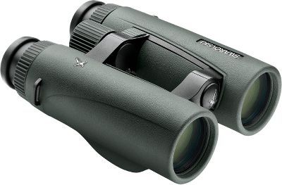Hunting The legendary optical performance and in-the-field durability you expect from Swarovski combined in rangefinding binoculars. Inside the durable, lightweight magnesium alloy frame, Swarobright optics deliver crisp, clear viewing and maximum light transmission, while the eye-safe, class-1 laser delivers +/-1-yard accuracy on reflective objects up to 1,500 yards away. These Swarovski EL Range - 8x42 Rangefinder Binoculars phase-coated glass features Swarotop and Swarodur multilayer coatings to decrease light reflection and increase detail. Rangefinder features easy-acquisition target circle. Waterproof, fogproof design is fully submersible up to 13 ft. Wide-angle ocular for increased field of view. Adjustable, twist-up eyecups are removable. Rangefinder displays distance in yardage or meters. Color: Clear. - $2,229.99