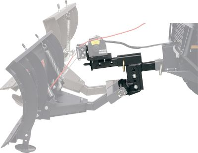 "Motorsports To use a blade, bucket or other implements with your UTV, you need a winch and accessory mount. This winch is needed to raise and lower implements, while the accessory mount is required to attach implements to the receiver. The accessory mount has a 2"" coupler that goes into the receiver on the front of the UTV receiver (sold separately).The universal-fitting utility vehicle mount kit is the basis of the UTV quick-switch implement system. This heavy-duty item acts as two separate accessories in one. It acts as a mount for the winch and as the mount that allows the user to change between implements simply by pulling one pin. Some of the implements that can be used include the 62"" UTV blade, bucket and skid lift. Made in the USA. - $239.99"