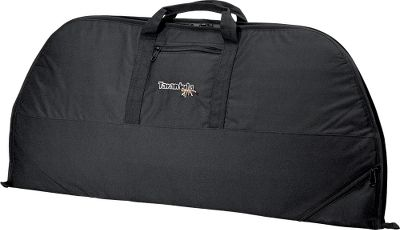 Hunting Designed to work with shorter, more compact youth bows, this bow case is padded with durable polyester fabric both inside and out. The black case features a full-length arrow pocket and an accessory pocket to hold an armguard, release, finger tab and more. Sturdy carry handle. Imported. 36L x 15W. Color: Black. Color: Black. Age Group: Kids. Type: Bow Cases. - $32.99