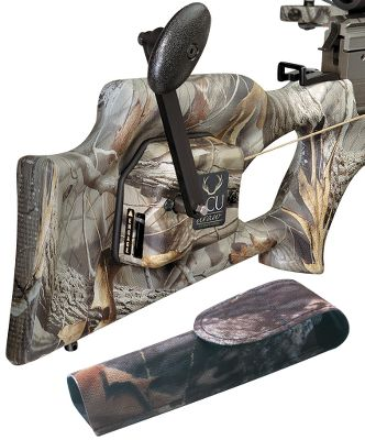 Hunting TenPoint has a complete line of crossbows. Replacement crank handle and holster for TenPoints ACUdraw cocking system. Color: Black. Type: Crank Cockers. - $30.99