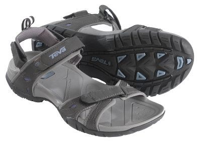 Entertainment Rugged enough to spend all day on the trails and rivers, but still look great hanging around town, these all-purpose hiking and watersport sandals give you performance and comfort at a great price. Adjustable straps with hook-and-loop closures plus supportive footbeds provide a tailored fit for hiking, paddling, boating or any adventure near water. Imported. Womens whole sizes: Size: 10. Color: Brown. Gender: Female. Age Group: Adult. - $39.88