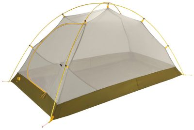 Camp and Hike This 2-person, ultralight tent boasts a tear-resistant 75-denier polyester fly with a 1,500mm water-resistant finish for all-weather protection.Fully taped 70-denier nylon floor with 5,000mm waterproof-rated coating locks out moisture. 40-denier nylon No-See-Um mesh canopy. Color-coded pitching system with easy-to-use clips and poles. Gear loops. Steel stakes. Storage pockets. Imported. - $101.88