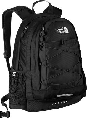 "Camp and Hike From day-long treks through the backcountry to quick runs across campus, this sturdy pack is able to play dual roles. It's constructed of rugged, abrasion-resistant, 600- and 1,200-denier polyester and has a capacity of 1,830 cu. in. FlexVent injection-molded shoulder straps team with a stitched foam back panel for easy, comfortable carry. If you need some extra support for heavier loads, attach the removable hip belt. The large main compartment has ample room for books, binders or a day's worth of wilderness supplies. A secondary pocket offers organization options. Side mesh pockets are ideal for water bottles. Exterior key/accessory clip. Imported.Dimensions: 18.5""H x 13""W x 7""D.Weight: 1 lb. 14 oz.Colors: Black, English Green, Deepwater Blue, Dusty Olive, Diamond Blue. - $60.00"