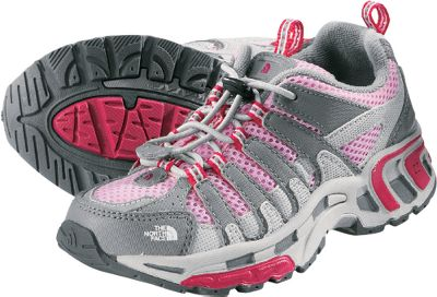 Fitness From the trails to the playgrounds, these highly durable, stable and lightweight running shoes adapt to a variety of surfaces without missing a step. Lightweight, abrasion-resistant synthetic uppers feature highly breathable mesh. Microcord laces with plastic aglets for easy on and off. One-piece rubber outsoles deliver long-wearing traction. Imported.Kids sizes:10-13, 1-4.Color: Grey/Violet. Type: Multisport Shoes. Size 13. Width Medium. Color Grey/Violet. - $49.88