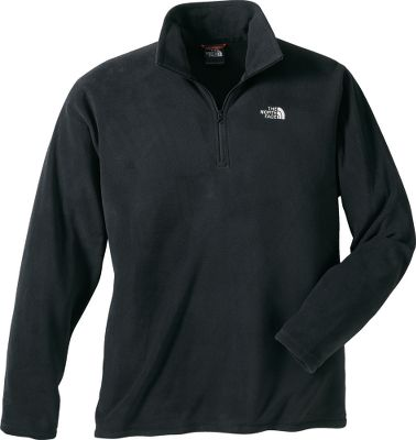 The latest version of The North Face Mens TKA 100 fleece has more warmth and thermal efficiency than the original and weighs even less, making this microvelour Glacier 1/4-Zip Pullover ideal for a range of activities. Like the original, this updated fleece is highly breathable and dries quickly. 1/4-zip front. Imported. Sizes: M-2XL. Colors: High Rise Grey, Biking Red, Leopard Yellow, Nautical Blue, Cosmic Blue, TNF Black, Ether Grey. Size: Medium. Color: High Rise Grey. Gender: Male. Age Group: Adult. Pattern: Leopard. Material: Fleece. Type: Long-Sleeve Shirts. - $55.00