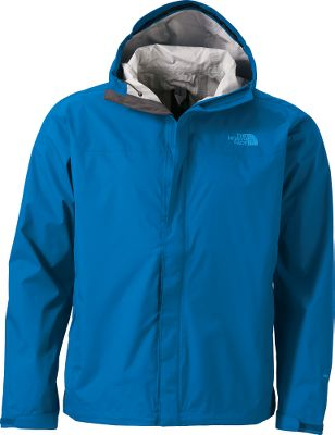 If youre looking for high-performance outerwear that is 100% waterproof, blocks wind, dries super-fast and is resistant to tears and abrasions, this is the jacket for you. The HyVent fabric holds up to the worst elements and trail hazards without adding excessive weight or hindering mobility. Dry-finish coating on the interior gives a soft, comfortable next-to-skin feel. Full-coverage, adjustable attached hood with a brushed chin guard lining. Elastic cuffs with Velcro tabs for a snug fit. Two lower pockets create a place for accessories and damp hands. Stows conveniently in left-hand pocket. Imported. - $39.88
