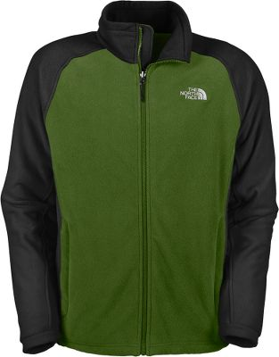 This highly versatile, relaxed-fit fleece jacket offers dependable protection from the cold. It has a full-zip front with wind flap and front handwarmer pockets. Hem cinch cord. Zip-in compatible with other The North Face pieces. Zip-in attachment stash slot. Imported.Sizes: S-2XL.Colors: Deepwater, TNF Black, Charcoal Grey Heather/TNF Black, Conifer Green. - $59.88