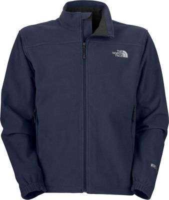 "Wear this lightweight, breathable jacket during high-energy activities, and you'll stay dry and warm. Wind-inhibiting fleece delivers warmth in moderate cold and is a stellar insulator in brutal cold when worn as a layering piece. Two hand pockets. Hem cinch cord. Imported. Jacket center back length: 28"" Sizes: M-2XL. Colors: Black, Deepwater Blue. Bombay Orange, Charcoal Heather Grey, Fig Green. - $59.88"