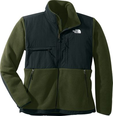 The North Face Denali Fleece Jacket had all-around warmth and dependability for any outdoor adventure. Polartec Classic 300 fleece lining surrounds you in the optimum level of warmth. The two-ply Supplex nylon shell accents resist abrasion and light moisture. Wear it alone or as a second layer against the cold. Two handwarmer pockets. One horizontal and one vertical chest pocket. Elastic cuffs. Cinch-cord hem. Imported. Sizes: S-3XL. Colors:Charcoal Camo, Cosmic Blue, High Rise Grey/Conquer Blue. Size: 2XL. Color: H.R.Grey/Conqer Blue. Gender: Male. Age Group: Adult. Pattern: Camo. Material: Fleece. - $104.99