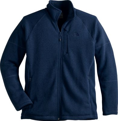 Its lofty sweater-weight fleece offers a travel-friendly warmth-to-weight ratio. Fast-drying 100% polyester. UPF rating of 50. Media-friendly chest passport pocket. Zippered side pockets. Imported. Sizes: M-2XL.Colors: Deepwater Blue Heather, Ether Grey, Fig Green Heather, Weimaraner Brown Heather. - $59.88
