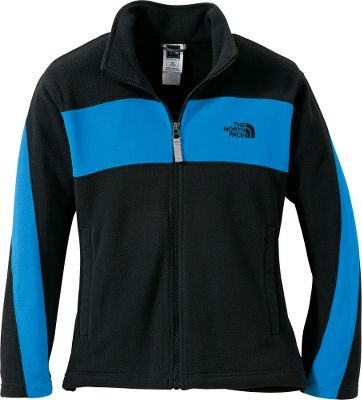 Its Polartec Classic polyester microfleece fabric is lightweight, warm and breathable. Its exceptionally durable to stand up to boys active lifestyles. Welted hand pockets. Pill resistant. Machine washable. Imported.Sizes: XS-XL.Colors: TNF Black, Zinc Grey Heather, Athens Blue. - $39.88