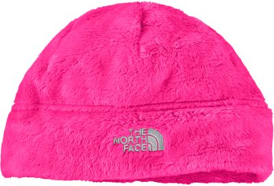 Made to match the warmth of the popular Denali Jacket, this The North Face Girls Denali Thermal Beanie offers winter comfort with a double-layer ear band and high-loft fleece construction. Available in stylish colors to complement any ensemble. 100% polyester. Imported.Sizes: S-M.Colors: Passion Pink, Turquoise Blue, TNF Black, TNF White, Premiere Purple, Razzle Pink. Type: Beanies. Size: Small. Color: Tnf Black. Size Small. Color Tnf Black. - $14.88