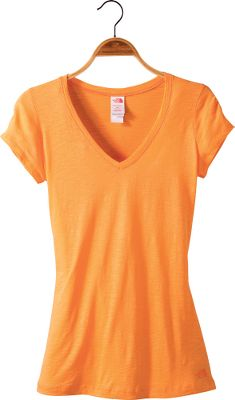 An athletic look in a longer-length layering piece. Ruching at shoulder. Regular fit. 100% pima cotton slub. Imported.Sizes: S-XL.Colors: Impact Orange, Synergy Blue (not shown). - $4.88