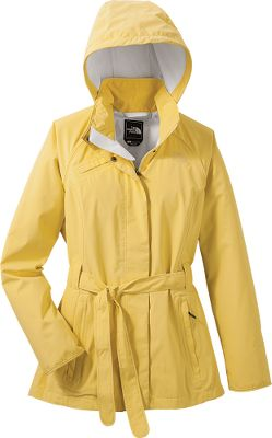 Updated with an extra-comfortable fit, the K Jacket is more than ready to take on your wet-weather adventures. Made of 40-denier 2.85-oz. nylon HyVent, its seam-sealed and durable construction is entirely waterproof and comfortably breathable. Attached, adjustable hood keeps wind and rain at bay. Center front zip with a Velcro-sealed storm flap keeps the elements out. Two hand pockets. Imported. Sizes: S-XL. Colors: Vaporous Grey, Thorn Green, Mayan Yellow. - $99.88