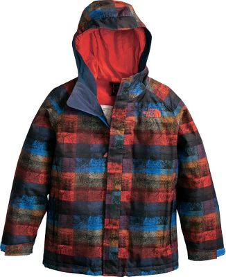 A four-in-one versatile, action-sports-inspired jacket system with a waterproof, breathable HyVent 2L shell and a vest insulated with 550-fill-power down. The reversible vest can be worn on its own or layered under or over the jacket, keeping your options flexible with changing weather. The jacket has 80-gram Heatseeker Aero insulation for more warmth with less bulk. The vest has welted pockets, while the jacket has zippered handwarmer pockets. Glove clip, goggle cloth, adjustable Velcro cuffs and fixed hood on jacket. Drawcord hem on jacket. Vest and jacket shell are 100% polyester. Jackets lining is 100% nylon. Imported.Center back length: 24. Sizes: XS-XL.Colors: Conquer Blue, Conifer Green, Fiery Red. - $119.88