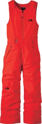 Fully-sealed seams Keep moisture out. HyVent fabric is waterproof and breathable to deliver long-lasting comfort. Reinforced knees and kick patches on the hems increase their durability. Adjustable shoulder tabs with Velcro closures and EZ-Grow cuffs at the leg openings go from 23 to 25. The center-front zipper extends through the fly for easy on/off, and the snowpants features are printed on the interior for easy reference. Lift-ticket loop on the waist. Upper is 100% polyester fleece; bottom is 100% nylon. Imported. Sizes: XS-XL. Colors: Black, Fiery Red. - $90.88