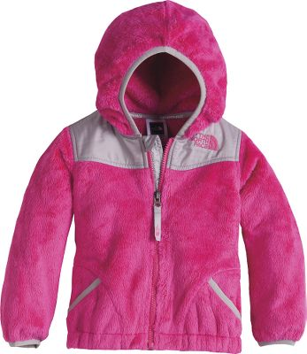 Hunting Your little bear will be comfortable in this super-soft, silken fleece hoodie. The high-pile fleece wraps her in warmth, while elastic in the cuffs, hood and hem form a comfort fit to keep even more chill out. Abrasion-resistant taffeta panels provide added durability. 100% polyester. Imported.Sizes: 2T-4T.Colors: Premiere Purple, Razzle Pink. - $55.88