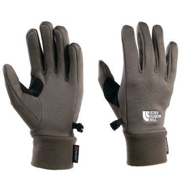 Womens-specific 5 Dimensional Fit and Radiametric Articulation ensure a perfect fit, while the Polartec Power Stretch fabric delivers dexterity, stretchability and warmth. Reinforced thumbs. Imported.Sizes: S-L.Colors: TNF Black, Weimaraner Brown. - $24.88