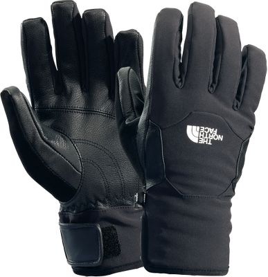 These lightweight, technical gloves use Fused Tip construction and water-resistant, breathable, four-way ClimateBlock stretch for superior performance in mild winter conditions. 5 Dimensional Fit and Radiametric Articulation for optimal dexterity. Goat-leather palms ensure a firm grip, even in wet conditions. Imported.Sizes: S-XL.Color: TNF Black. Type: Gloves. Size: Large. Color: Tnf Black. Size Large. Color Tnf Black. - $80.00