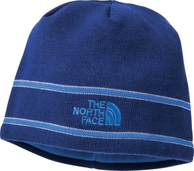 Top off your winter protection with the warmth of wool. The North Face logo beanie features an ear band that blocks the wind. Certified nonmulesed wool. 70/30 wool/acrylic. One size fits most. Imported.Colors: Bolt Blue, Ether Grey, Graphite Grey, Cosmic Blue, TNF Black. Type: Beanies. Size: One Size Fits Most. Color: Bolt Blue. Size One Size Fits Most. Color Bolt Blue. - $23.88