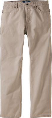 You wont be afraid to get these rugged, heavyweight enzyme-washed canvas pants dirty. Built-to-last durability is in the details:rivets at pocket corners for reinforcement, triple-needle-stitched seams and kickpatch reinforcement at leg openings. Two front pockets and two rear pockets. Imported. Inseams: Short - 30, Regular - 32, Tall - 34. Even waist sizes: 30-40. Colors: Bronx Brown, Dune Beige, Graphite Grey. Size: 40. Color: Graphite Grey. Gender: Male. Age Group: Adult. Material: Canvas. Type: Pants. - $54.88