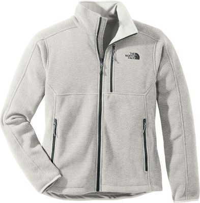 One of the most advanced fabrics on the market, Polartec Thermal Pro fleece offers the classic look and warmth of wool with the softness and easy-care convenience of 100% polyester fleece. It preserves core body heat with its honeycombed design for an astounding warmth-to-weight ratio. Zippered chest pocket. Two handwarmer pockets. Drawcord-adjustable hem. Imported. Sizes: M-2XL.Colors: TNF Black, Ether Grey. - $79.88