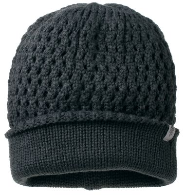 The Shinsky Beanie delivers loose-knit style, pure warmth and a comfortable fit. Tightly woven liner seals out the cold. Reversible. Crafted of 100% acrylic. One size fits most. Imported. Colors: TNF Black, Moonlight Ivory, Vibrant Blue, Premiere Purple. - $17.88