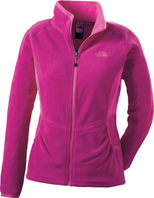 This rugged, active-lifestyle full-zip jacket has been updated with stylish features to make it as attractive as it is practical. Now in two-tone with color-blocking on the sides, neck binding and zipper, the feminine lines of this jacket have been accentuated. The performance-driven 100% Polartec Thermal Pro TKA fleece jacket also features slight ruching details at the back and neck to add to the shape. The fleece is highly breathable and dries quickly, minimizing heat loss and keeping you comfortable during outdoor activities. Raglan sleeves offer maximum mobility and ample room for layering. Pill-resistant front and back maintain look season after season. Open hand pockets. Imported.Sizes: S-2XL.Colors: Fuschia Pink/Linaria Pink, Graphite Grey Heather/Linaria Pink, TNF White/High Rise Grey. - $65.00