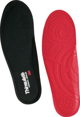 Add these insoles to your favorite footwear and enjoy the warm protection of Thinsulate Insulation. Thinsulate thermal insoles use performance foam to provide exceptional warmth and minimize shock with every step. Insoles have antimicrobial and moisture-management technologies to reduce odor-causing bacteria and keep feet dry. Imported. Womens sizes: M(9-10), L(11-12). Mens sizes: M(7 to 8), L(9 to 10), XL(11 to 12), XXL(13 to 14).Color: Black. Type: Insoles. Size: 2 X-Large. Shoe Width: BLACK. Size Xxl. Color Black. - $19.99