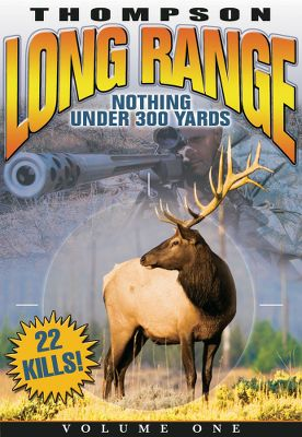 Hunting See some of the most incredible long-range hunting footage ever captured with 22 kills, including a 1,116-yard antelope kill all on this 70-minute long range hunting DVD. All shots over 300 yards. - $8.88