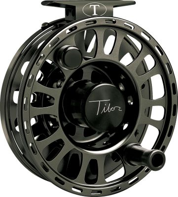 Flyfishing More world records have been set using Tibor reels than any other fly reel. Leverage this fish-taming potential to your benefit with the Signature series, Tibors finest reels to date. The efficient design consists of very few parts. A ventilated spool and frame keeps weight to a minimum, while maintaining structural integrity. QuickChange spool system involves a single moving part for unmatched reliability. The waterproof sealed drag system is among the smoothest and strongest in the industry. The drag constantly applies seal pressure while in free spool, eliminating overrun while stripping line. Lubricated micrograin cork delivers legendary silky smooth performance. Mechanical clutch system allows easy conversion from left- to right-hand retrieve. Each reel is individually serialized for identification and signed by master reel designer Ted Tibor Juracsik. Includes thick neoprene case for protection during storage and transport. Manufacturers limited lifetime warranty. Made in USA. Color: Black. Type: Saltwater Fly Reels. - $685.00