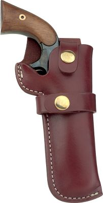 Holster fits .31-caliber Remington style Pocket Revolver. It's crafted of thick, high-quality leather. - $14.88