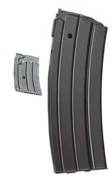 Entertainment These magazines are produced using the latest advancements in precision manufacturing. Each is engineered using high-quality blued steel and guaranteed to fit and function flawlessly. Made in USA. Color: Blued. Gender: Male. Age Group: Adult. Type: Rifle Magazines. - $37.99
