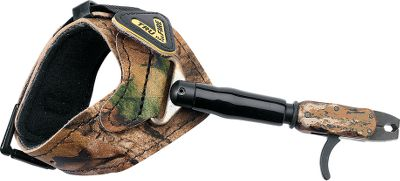 "Hunting Dependable and silent, Hurricane releases have a self-centering, free-floating steel roller that delivers the ultimate in smoothness. Heat-treated Teflon -coated jaws open when you depress the trigger, close when you let up. The Teflon -coated adjustable trigger offers years of use. They have a 1"" length adjustment between the trigger and strap for different hand sizes or gloves. The Evolution Buckle Strap offers supreme silence and longevity. Fits either right or left hand. - $59.88"