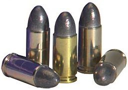 Remanufactured with once-fired brass that goes through testing and reloading procedures to assure factory-ammunition quality, these 125-grain round-nose lead bullets are accurate and reliable. And the brass can be reloaded another four or five times. Theres never been a better deal on quality 9mm ammunition. Available: 300 rounds-1 Dry-Storage Box 600 rounds-2 Dry-Storage Boxes - $77.99