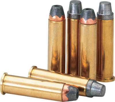 Why use expensive ammunition for practice and plinking? These factory remanufactured, premium-quality 158-gr. jacketed hollow-point bullets from HSM are accurate and reliable. At these prices, you won't mind shooting magnum loads at the range. With every 300 rounds, you get a FREE Dry-Storage Box, a $14.99 value. - $169.99