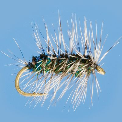 Flyfishing Fool wary trout into thinking they've found a midge cluster to feed on. Per 3. Sizes: 16, 18, 20. Type: Dry Flies. - $5.99