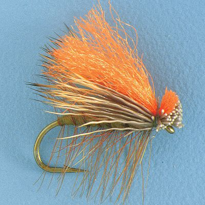 Flyfishing Caddis flies have been a staple trout pattern for fly-anglers throughout modern history. These Hot Wing Caddis flies are easy to follow as they drift downstream due to their brightly colored overwing. Per 2. Sizes: 10, 12, 14, 16, 18. Colors: Olive, Tan. Color: Olive. Type: Dry Flies. - $3.99