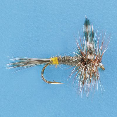 Flyfishing A derivation of one of the most popular dry flies in North America, this pattern imitates an egg laying female mayfly. Per 3. Sizes: 14, 16, 18. Type: Dry Flies. - $5.49