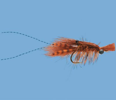 Flyfishing Crayfish are a favorite food of just about everything that swims and feeds. Per each. Size: 10. Color: Brown. Color: Brown. Type: Crayfish. - $2.88