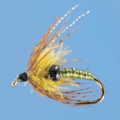 Flyfishing Boasts natural colors, subtle movement and the weight needed to get it down quickly. Per 2. Sizes: 18, 16, 14. Color: Natural. Type: Wet Flies. - $5.29