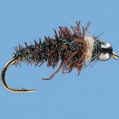 Flyfishing This tungsten bead head gets down quickly and covers a wide variety of presentations. Per 2. Sizes: 10, 12. Type: Wet Flies. - $3.88