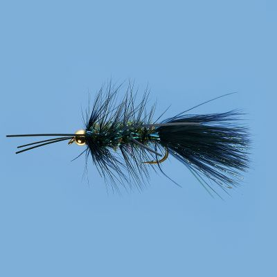 Flyfishing The Rubberleg Crystal Bugger is a very effective pattern for triggering reaction strikes. Per 2. Sizes: 6, 8. Colors: (003)Black, (009)Olive. Color: Olive. Type: Woolly Buggers. - $4.99