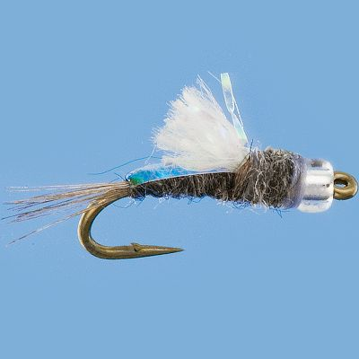 Flyfishing The flashback version of the Mercury RS2 has added fish-attracting sparkle and is a great imitation for emerging midges. Per 2.Sizes: 20, 22. - $3.79