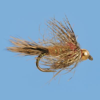 Flyfishing This fly doesn't imitate anything in particular, but does a great job of imitating a little bit of everything. A great searching pattern. Soft, subtle squirrel hair comes alive in the water. Per 2. Sizes: 12, 14, 16. Type: Wet Flies. - $4.59