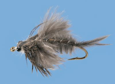 Flyfishing Originally this fly was designed for fishing Great Lakes steelhead, but was so effective fishermen everywhere started using it with great success. Per 2. Size: 6. Color: Natural. Color: Natural. - $5.99