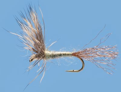 Flyfishing Tied to mimic a dun that has just emerged from its shuck and will remain on the water until its wings dry. It features a little extra flash in the body that makes it highly appealing to trout. This dun is also effective when fishing spring creeks. Per 2. Sizes: 14, 16. Colors: Callibaetis, Sulphur. Type: Dry Flies. - $3.99