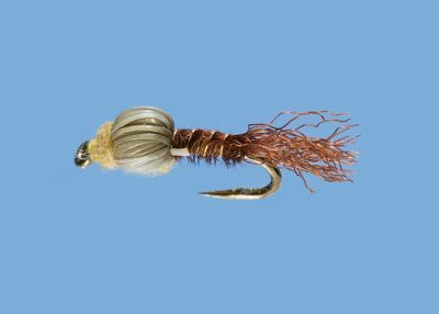 Flyfishing Imitates an emerging mayfly and is used with deadly effectiveness on trout that are taking duns and emergers at or near the surface. Per 2. Sizes: 16, 18. Color: PMD. Color: PMD. Type: Nymphs. - $1.88