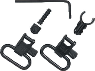 Add sling swivels to your tubular magazine .22. Available: Magnum Band: Fits tube magazines from .420-.470 diameter without dismantling the gun. 1 swivels. Full Band: Standard full band mounts on most .22 tube diameters .430-.445 rifles except Winchester Model 94/22M. U.S. 1 swivels. Type: Swivels. - $14.99